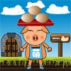 игра Pig Catching Eggs