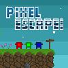 игра Пиксель побег