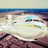 игра Парковка экспериментальный самолет