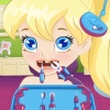 игра Polly Pocket Tooth Problems