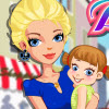 игра Принцесса и королевского ребенка