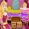 игра Принцесса Аврора Baby уход