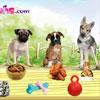 игра Время обеда щенки