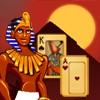 игра Пирамиды пасьянс древнего Египта