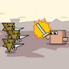 игра Революции против треугольники
