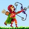 игра Робин стрелять яблоко