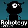 игра Robotegy Песочница