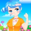 игра Rushing For Summer Dress Up