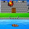 игра Парусный корабль замок нападение