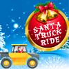 игра Санта грузовик Ride