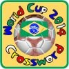 игра Samba Soccer Brazil World Cup Crossword