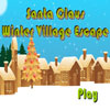 игра Santa Claus Winter Village Escape