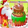игра Санта Клосс вкусный торт