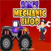 игра Самс механик магазин