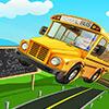игра Парковка школьный автобус Frenzy