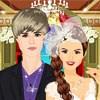 игра Селена и Джастин свадьба