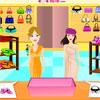 игра Shopping Girls