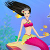 игра Sirene Dress Up