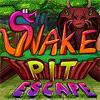 игра Snake Pit Escape