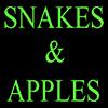 игра Змей яблоки