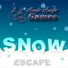 игра Снег побег