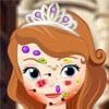 игра София доктор кожи лица