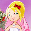 игра Южном Belle свадьба DressUp