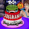 игра Spooky Cake Decorator