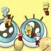 игра Sponge Bob Typing