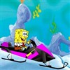 игра Sponge Bob Sled Ride