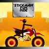 игра Stickman забавная поездка