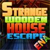 игра Странные деревянный дом побег