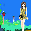 игра Summer lonely night dress up