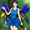 игра Летняя фея одеваются