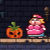 игра Супер Мария Хэллоуин