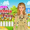 игра Летний день рождения