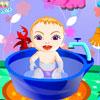 игра Сладкий Baby купания