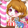 игра Sweet Candy Shop Girl