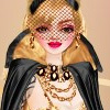 игра The Queen of Pop Dressup