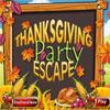 игра Thanksgiving Party Escape