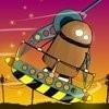 игра Железная дорога роботов поездки