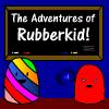 игра Приключения Rubberkid