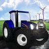 игра Фермы Трактор гонки