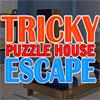 игра Tricky Puzzle House Escape