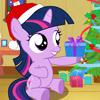 игра День Рождества Сумерки Искра