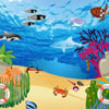 игра Подводный украшения