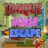 игра Уникальный дом побег