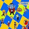 игра вампир встречает Привидения Хэллоуин