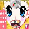 игра Valentine Girl at Dentist