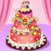 игра Свадебный торт вызов
